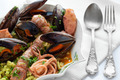 Seafood Soup With Bread Crumbs Passatelli - PhotoDune Item for Sale