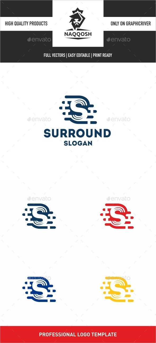 GraphicRiver Surround 10243138