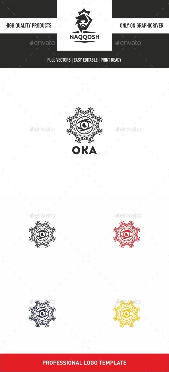 GraphicRiver Oka 10243271