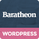 Baratheon - Law Firm WordPress Theme - ThemeForest Item for Sale