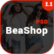Beashop - Creative eCommerce PSD Template