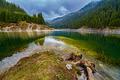 Galbenu lake in Romania - PhotoDune Item for Sale