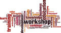 Workshop Word Cloud Concept - PhotoDune Item for Sale