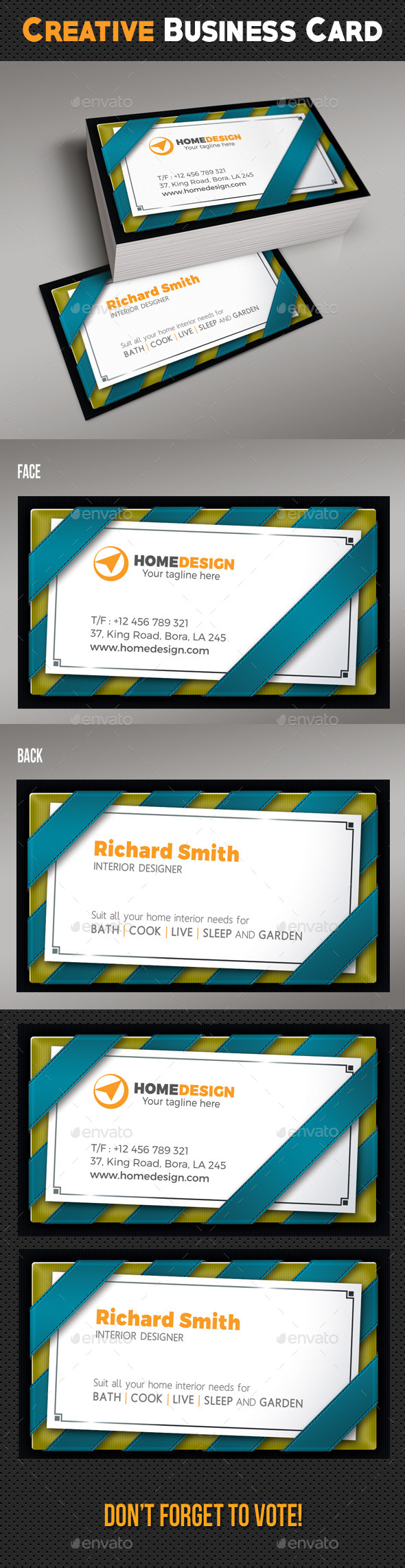 Creative Business Card 05
