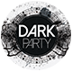 Dark Party Event Flyer - GraphicRiver Item for Sale
