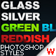 Special photoshop text styles - GraphicRiver Item for Sale