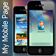My Mobile Page - ThemeForest Item for Sale