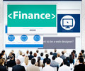 Business People Finance Presentation Concept