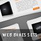 Web Boxes Set