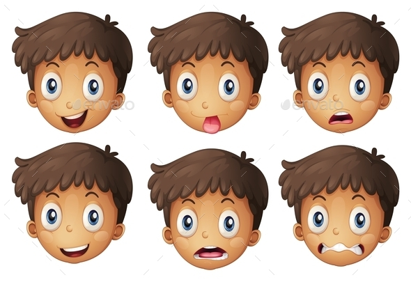GraphicRiver Face of a Boy 10246494