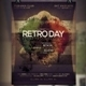 Retro Music Event Flyer / Poster - GraphicRiver Item for Sale