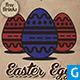 Easter Egg Flyer - GraphicRiver Item for Sale