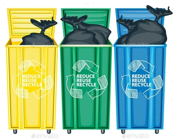 GraphicRiver Garbage 10246618