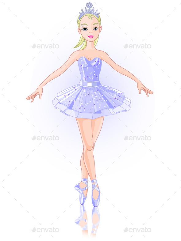 GraphicRiver Ballerina 10246699