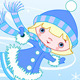 Ice Girl - GraphicRiver Item for Sale