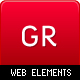 Colourful Web Elements - GraphicRiver Item for Sale