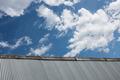 Corrugated Iron Factory Background - PhotoDune Item for Sale