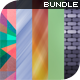 50 Abstract Backgrounds Bundle