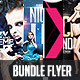 Flyer Club Party Bundle Vol. 11 - GraphicRiver Item for Sale