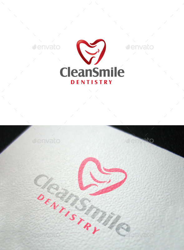 GraphicRiver Clean Smile 10249304