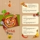 Pizza Menu - GraphicRiver Item for Sale