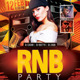 RnB Party Flyer - GraphicRiver Item for Sale