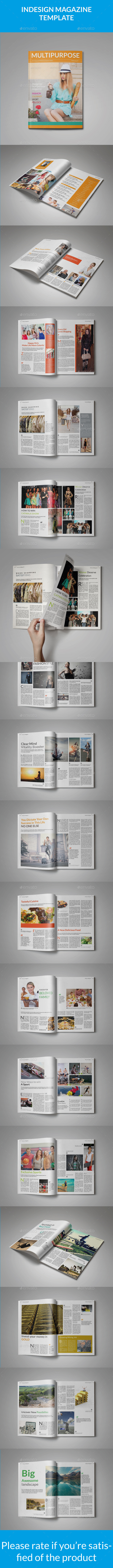 GraphicRiver Multi-purpose Magazine 10250374