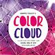 Color Cloud Poster - GraphicRiver Item for Sale