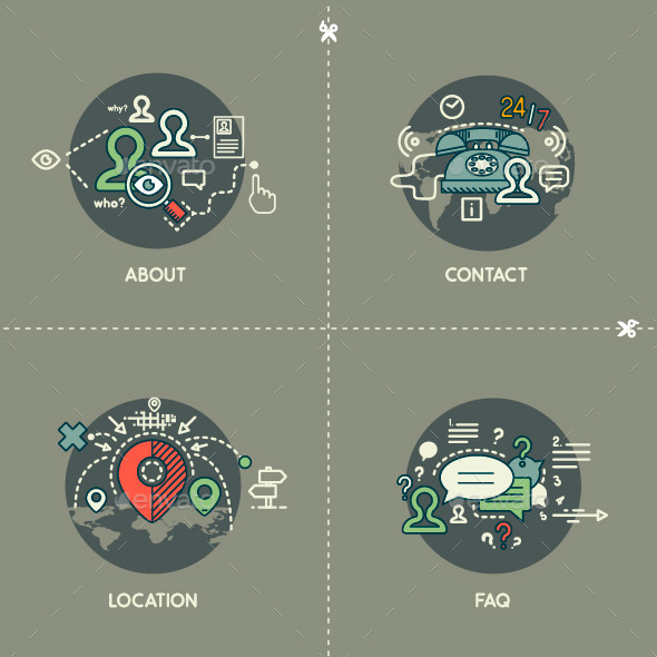 GraphicRiver About Contact Location FAQ 10250907