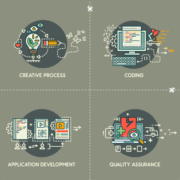 GraphicRiver Creativity Coding Development Quality Assurance 10251042