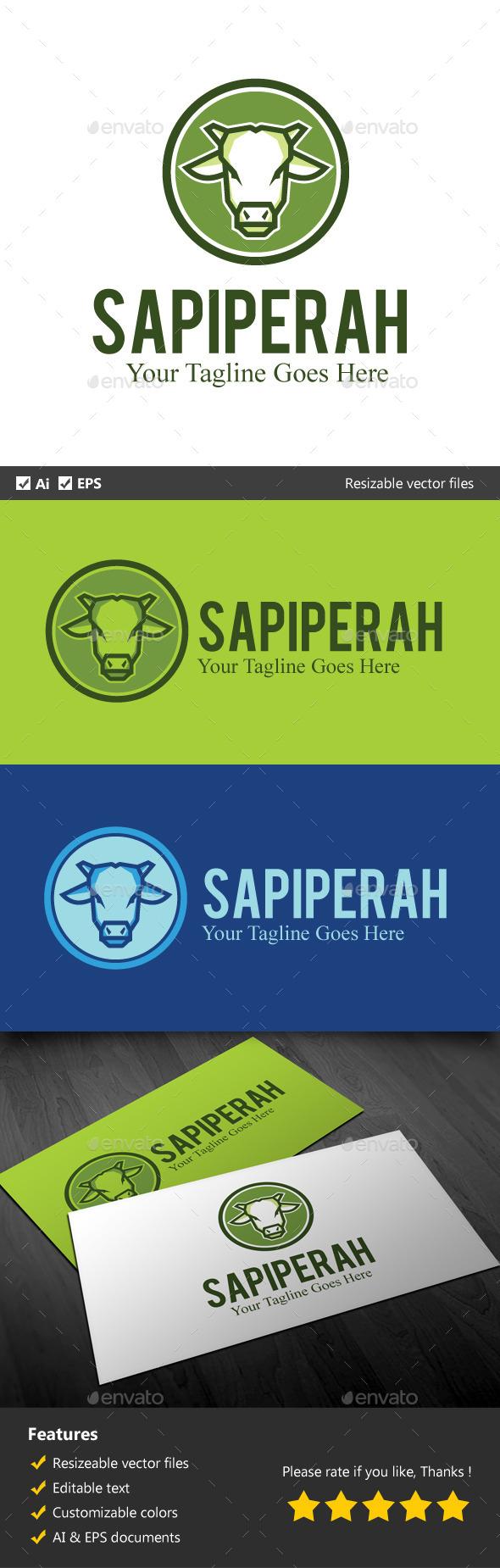 GraphicRiver Sapi Perah 10251043