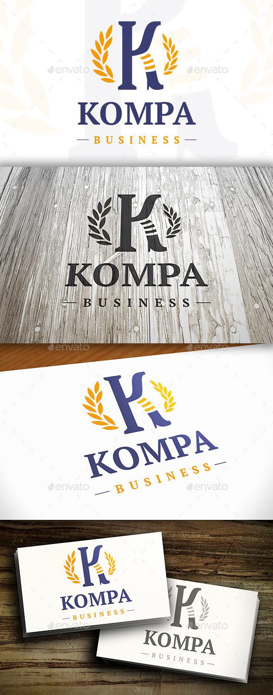 GraphicRiver Fashion K Letter Logo 10251150