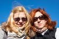 Happy girlfriends outdoors - PhotoDune Item for Sale