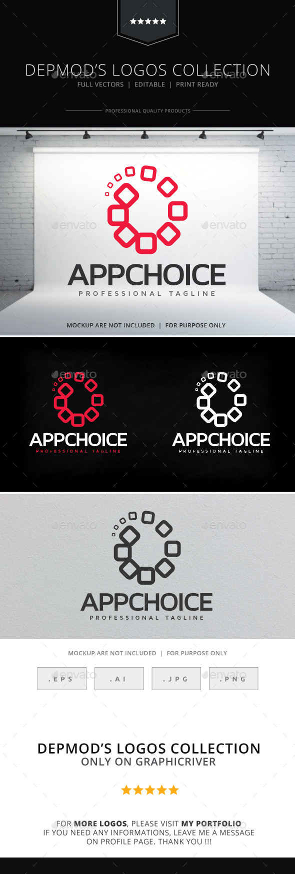 GraphicRiver App Choice Logo 10252258