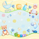Baby Shower Card - GraphicRiver Item for Sale