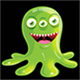 Cute Jelly Monster - GraphicRiver Item for Sale