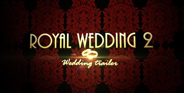 Royal Wedding 2 Wedding trailer