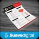 Key - Modern Resume Set - GraphicRiver Item for Sale