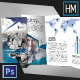 Modern Architecture Tri-fold Brochure - GraphicRiver Item for Sale