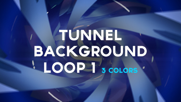 Tunnel Background Loop 1