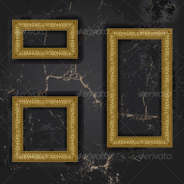 GraphicRiver Frames 129376