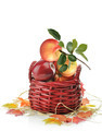 Apples In A Basket - PhotoDune Item for Sale
