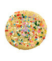 Sugar Cookie With Colorful Sprinkles - PhotoDune Item for Sale