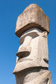 Rapa Nui Statue in Viterbo, Italy - PhotoDune Item for Sale