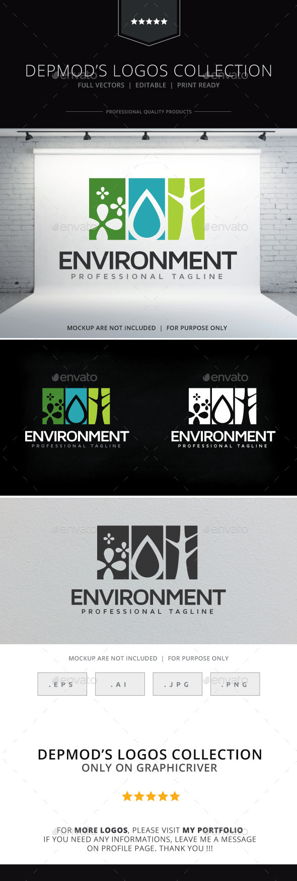 GraphicRiver Environment Logo 10255265
