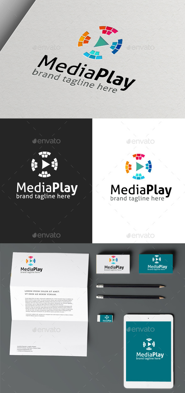 GraphicRiver Media Play 10255289