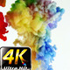 Colorful Paint Ink Drops Splash in Underwater 48 - VideoHive Item for Sale