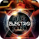 Future Electro Sound Flyer Template - GraphicRiver Item for Sale