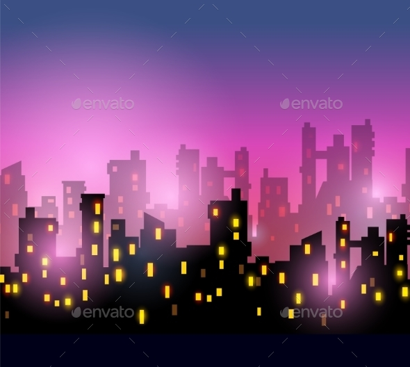 GraphicRiver City 10255610
