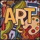 3 Art Doodles Design - GraphicRiver Item for Sale